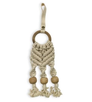 Top Infant toys-All in one macramé toy.