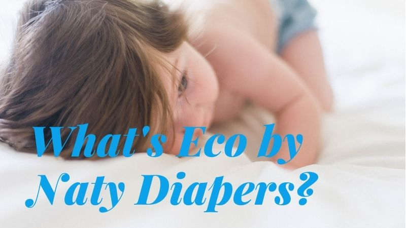 What's in the Honest Diapers?-Baby laying on belly