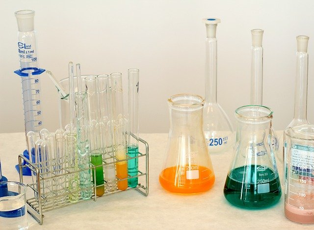 What's the honest company?- Laboratory image.