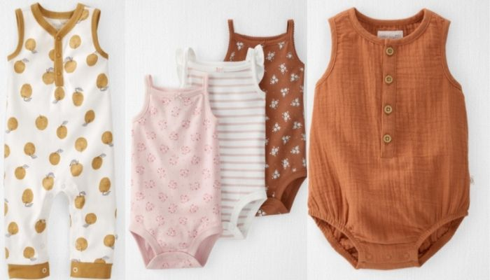 What is Little Planet by Carter's?-Rompers and Bodysuits from Little Planet by Carter's.