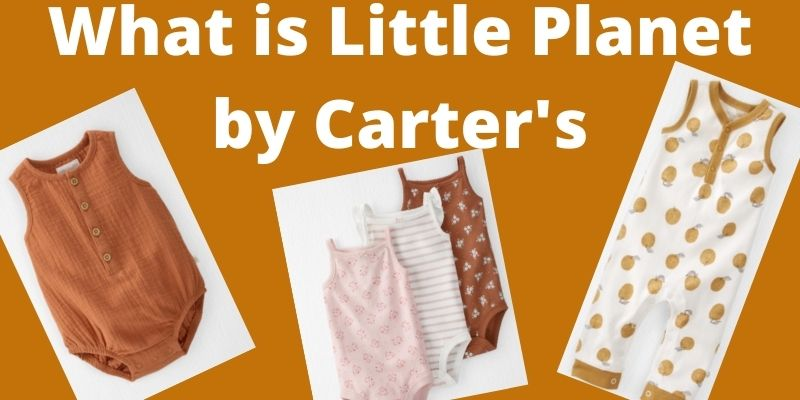 What is Little Planet by Carter's?-Little Planet's organic outfits.