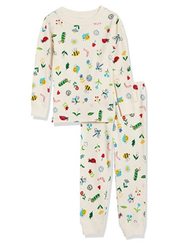 What is Moon and Back from Hanna Andersson?-Two set organic pj's from Moon and Back.